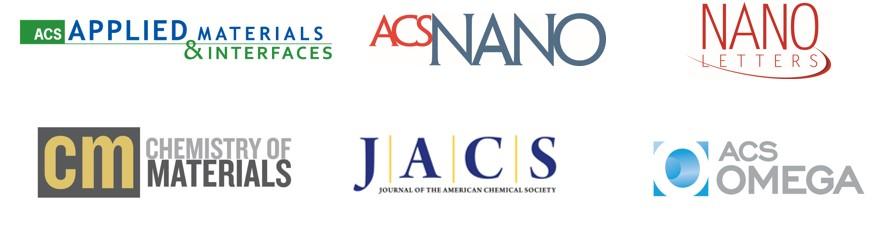 Seis periódicos da ACS patrocinarão os prêmios para  as melhores contribuições de estudantes.
